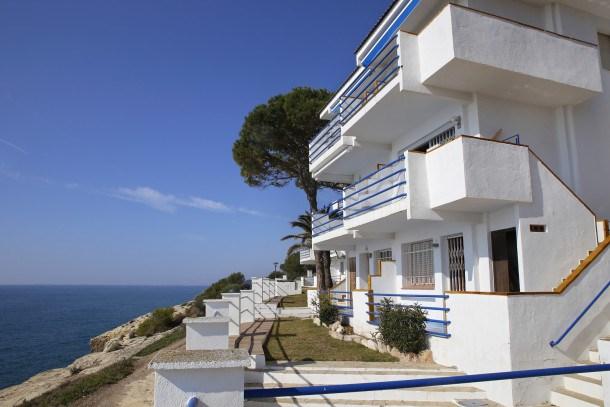 Location vacances Altafulla -  Appartement - 4 personnes - Télévision - Photo N° 1