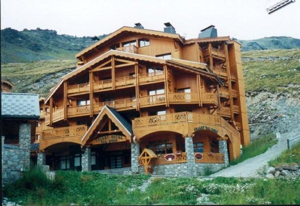 Chalet Val 2400 -Appartement 6 personnes
