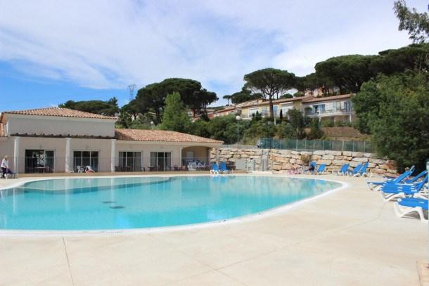 Location vacances Sainte-Maxime -  Appartement - 6 personnes - Four - Photo N° 1