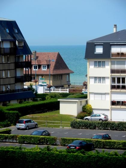 Alquileres de vacaciones Villers-sur-mer - Apartamento - 4 personas - Televisión - Foto N° 1
