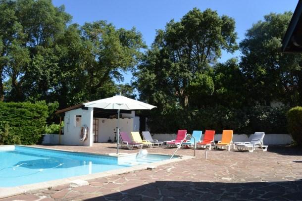 Location vacances Capbreton -  Maison - 12 personnes - Télévision - Photo N° 1