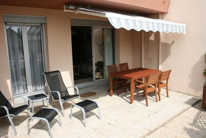 Location vacances Bréhal -  Appartement - 4 personnes - Barbecue - Photo N° 1