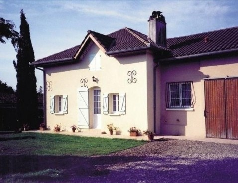 Location vacances Hontanx -  Maison - 5 personnes - Barbecue - Photo N° 1