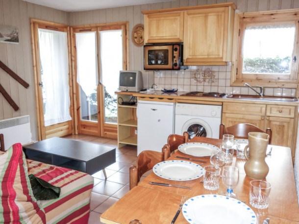 Location vacances Saint-Gervais-les-Bains -  Appartement - 4 personnes - Télévision - Photo N° 1
