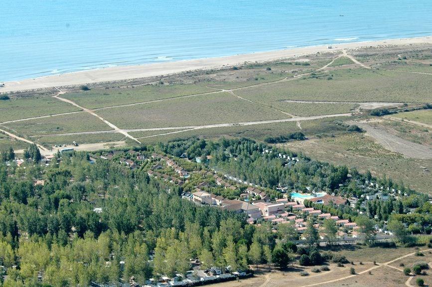 Camping Lodges Mediterranée