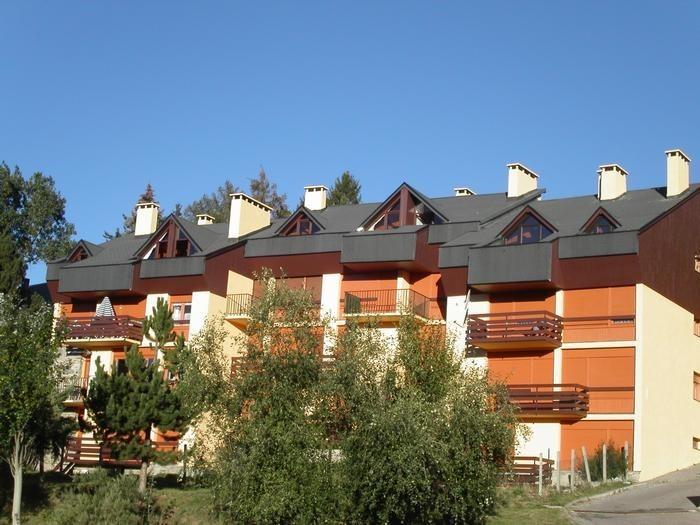 Appartement pour 4 pers. avec parking privé, Font-Romeu-Odeillo-Via