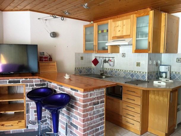 Location vacances Le Dévoluy -  Appartement - 7 personnes - Télévision - Photo N° 1