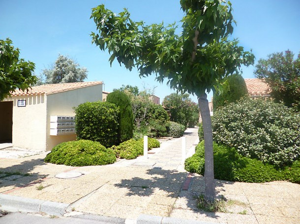 Location vacances Leucate -  Appartement - 4 personnes - Barbecue - Photo N° 1