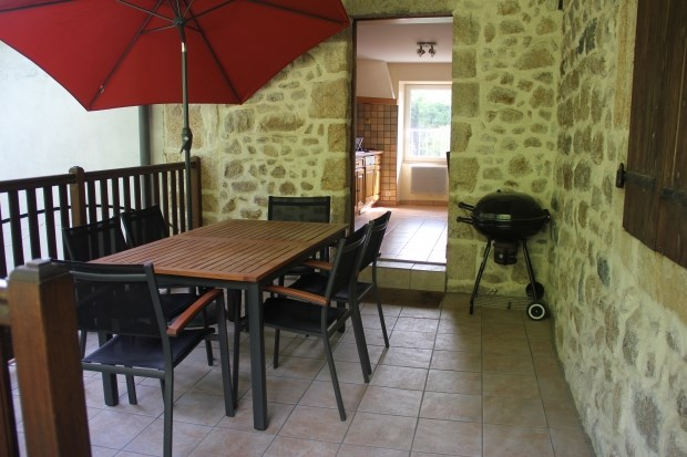 Holiday rentals Pont-de-Labeaume - Cottage - 8 persons - BBQ - Photo N° 1