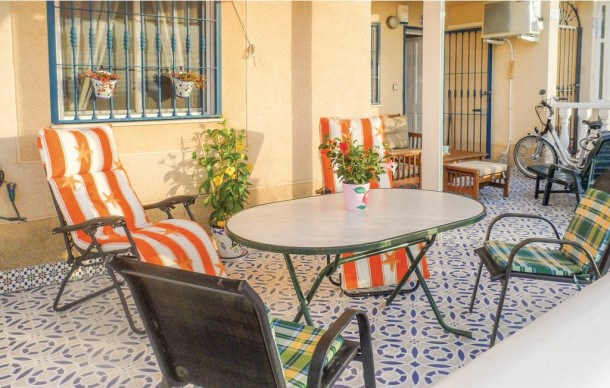 Location vacances Torrevieja -  Appartement - 3 personnes - Barbecue - Photo N° 1