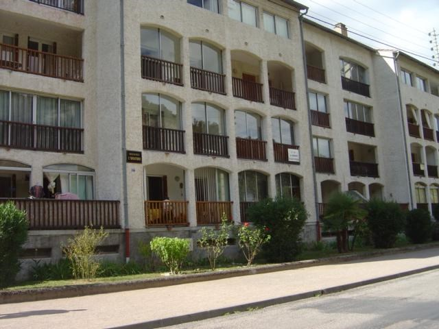 Location vacances Amélie-les-Bains-Palalda -  Appartement - 2 personnes - Jardin - Photo N° 1