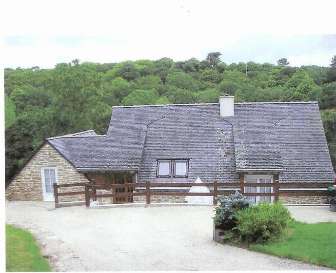 Location vacances Beuzec-Cap-Sizun -  Maison - 9 personnes - Barbecue - Photo N° 1