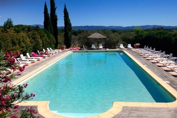 Location vacances Montmeyan -  Maison - 6 personnes - Salon de jardin - Photo N° 1