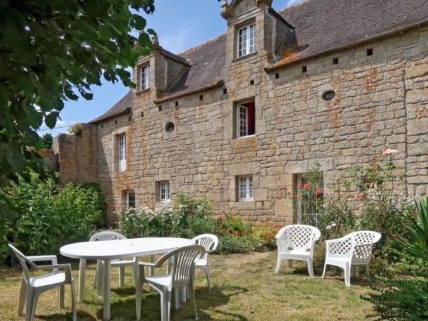 Location vacances Loctudy -  Maison - 4 personnes - Barbecue - Photo N° 1