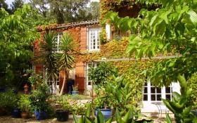 Location vacances Sainte-Maxime -  Chambre d'hôtes - 8 personnes - Jardin - Photo N° 1