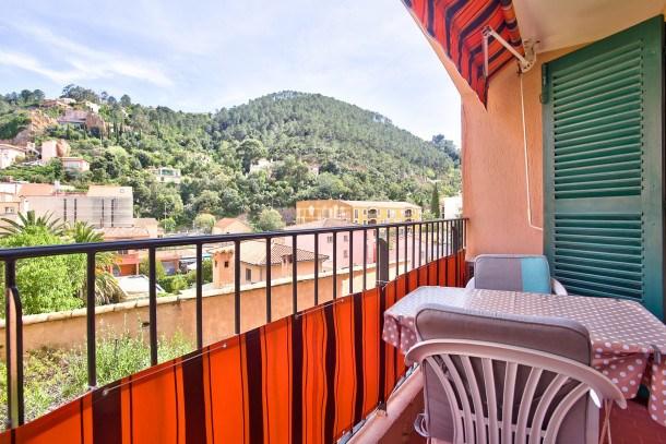 Location vacances Théoule-sur-Mer -  Appartement - 2 personnes - Télévision - Photo N° 1