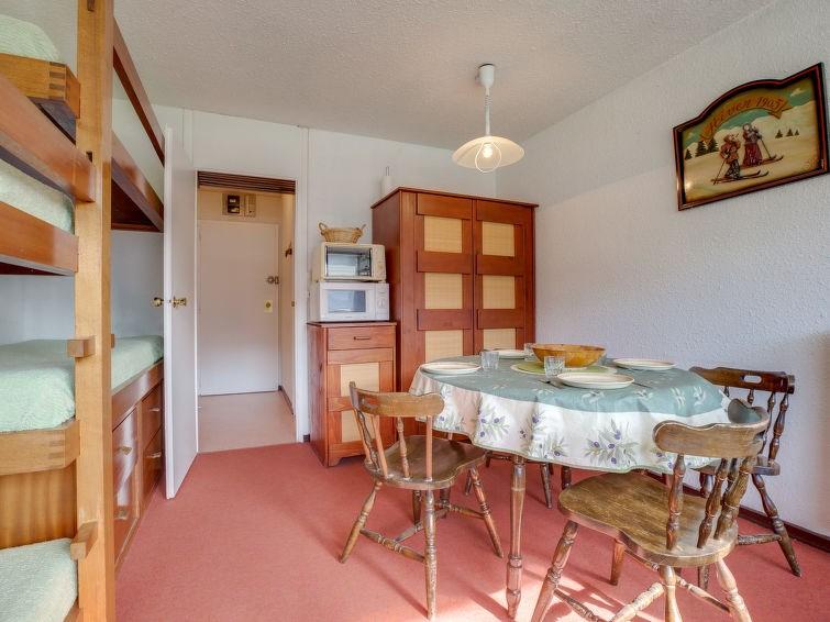 Appartement pour 1 personnes à Les Ménuires
