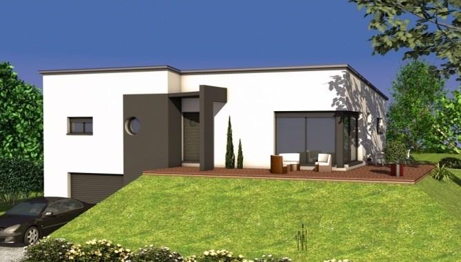 Maison  5 pièces + Terrain 636 m² Saint-Bauzile par MAISONS CHRYSALIDES AGENCE MENDE