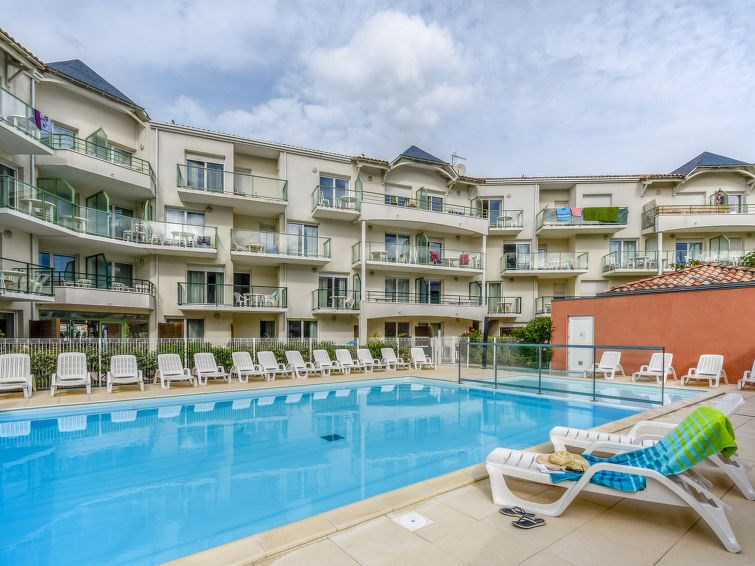 Location vacances Les Sables-d'Olonne -  Appartement - 6 personnes -  - Photo N° 1