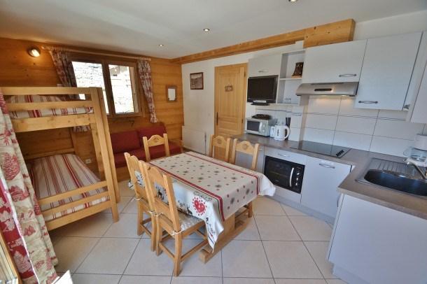 Location vacances Le Grand-Bornand -  Appartement - 4 personnes - Salon - Photo N° 1