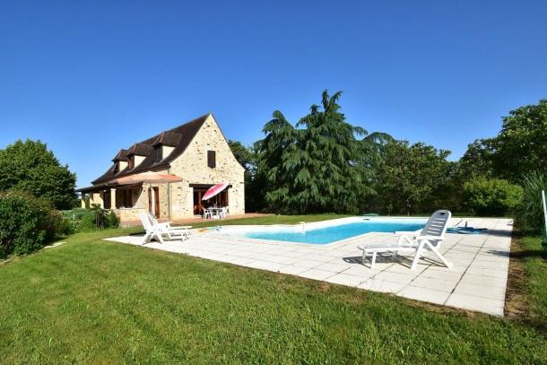 Location vacances Orliac -  Maison - 8 personnes - Barbecue - Photo N° 1