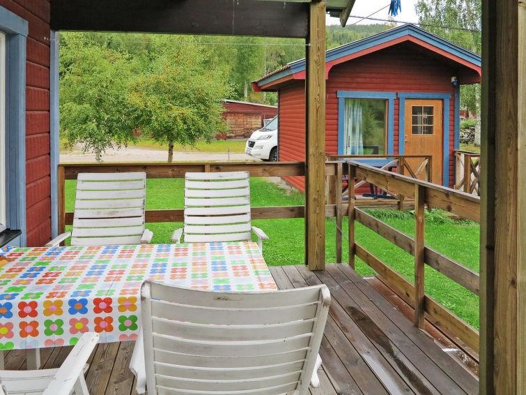 Maison pour 8 à Enviken