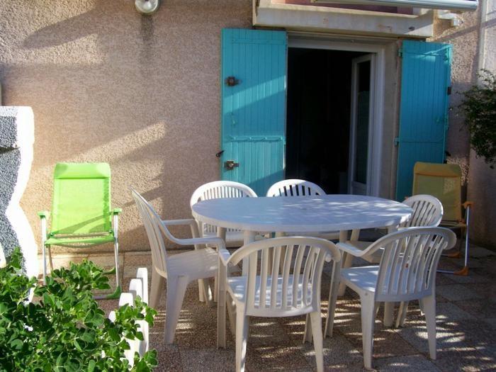 Location vacances Gruissan -  Maison - 4 personnes - Barbecue - Photo N° 1