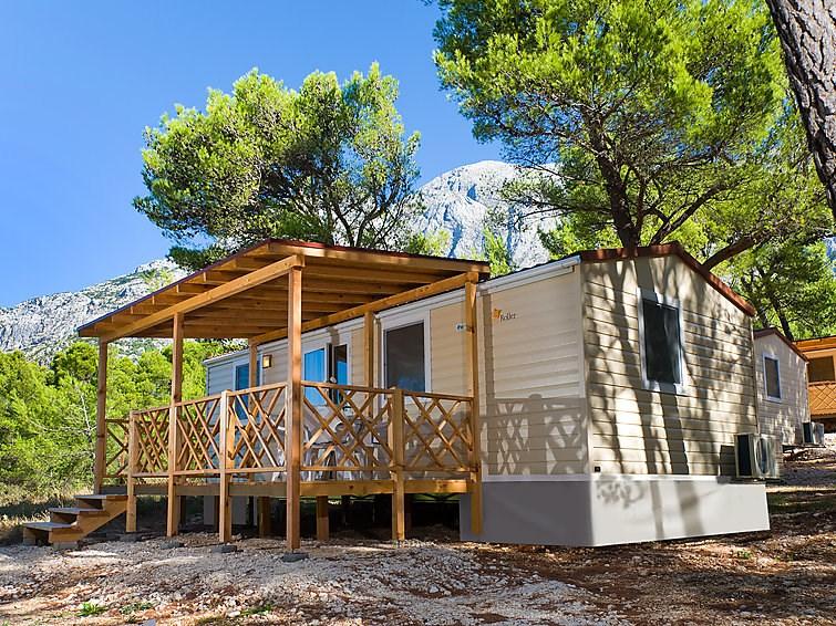 Maison pour 3 personnes à Baška Voda