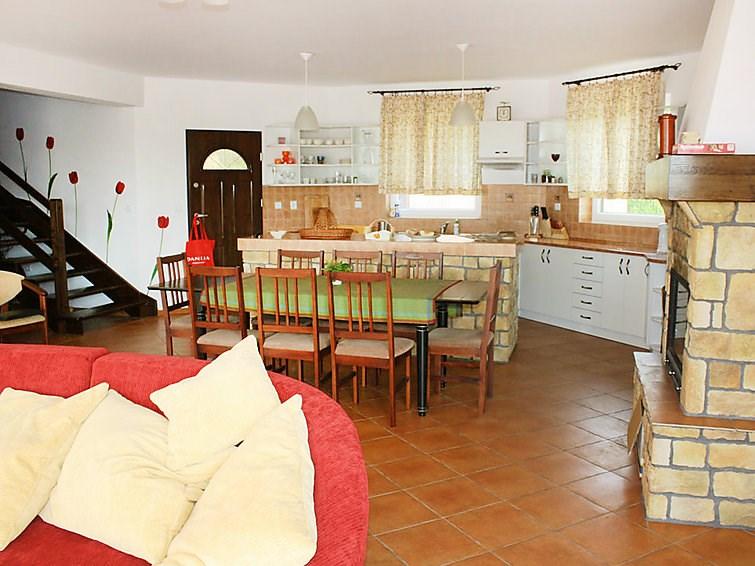 Maison pour 4 personnes à Gardna Wielka