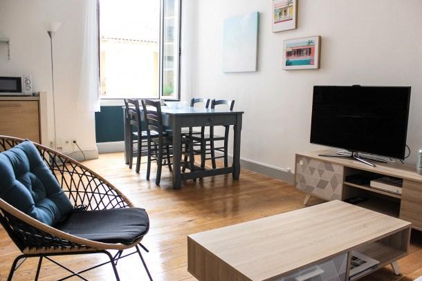 Location vacances Nice -  Appartement - 2 personnes - Télévision - Photo N° 1