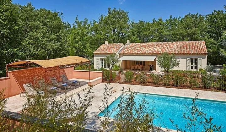 Location vacances Rougiers -  Maison - 8 personnes - Salon de jardin - Photo N° 1
