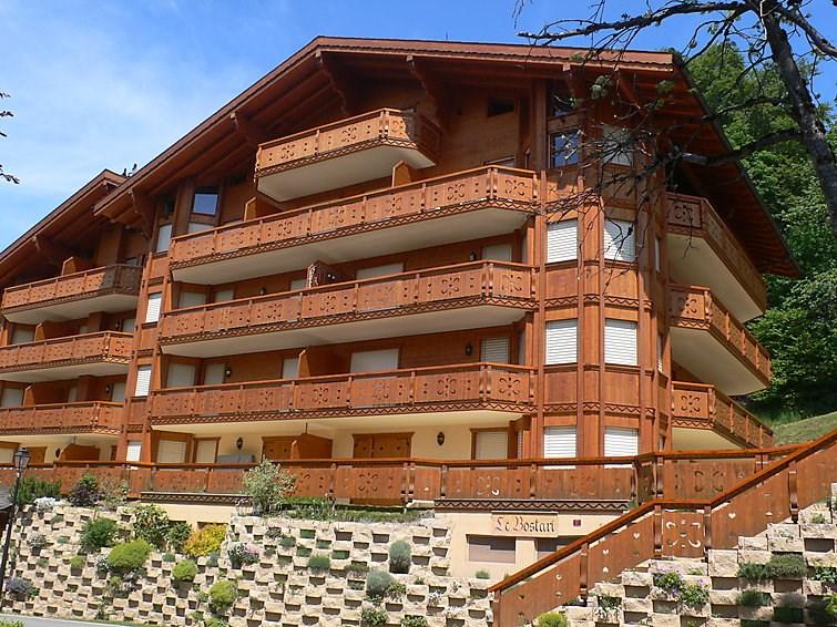 Appartement pour 3 personnes à Gryon