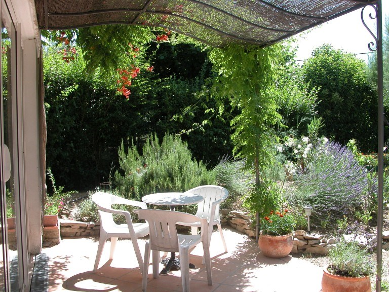 Location vacances Buis-les-Baronnies -  Gite - 2 personnes - Barbecue - Photo N° 1