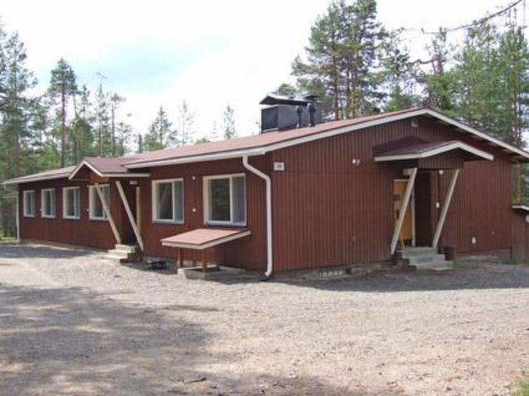 Studio pour 10 personnes à Kuusamo