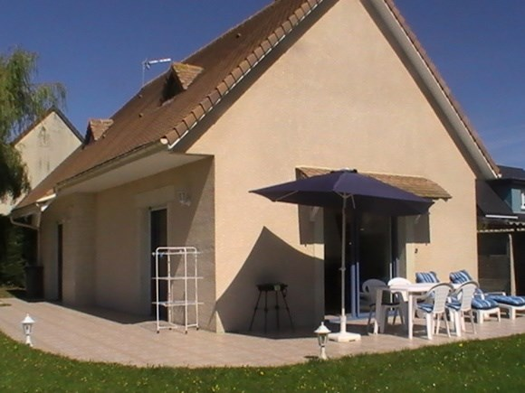 Location vacances Hermanville-sur-Mer -  Gite - 2 personnes - Barbecue - Photo N° 1