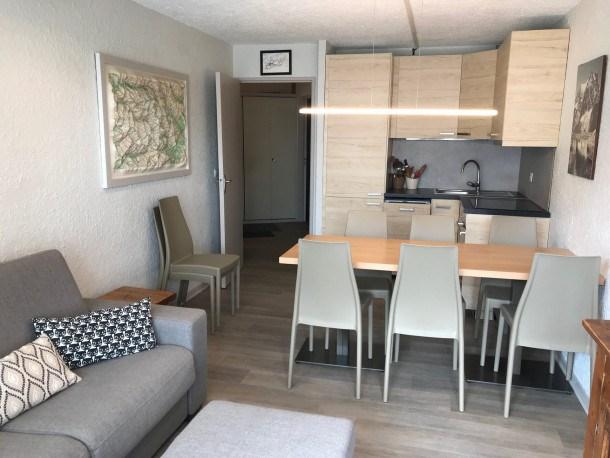 Location vacances Montgenèvre -  Appartement - 8 personnes - Lecteur DVD - Photo N° 1