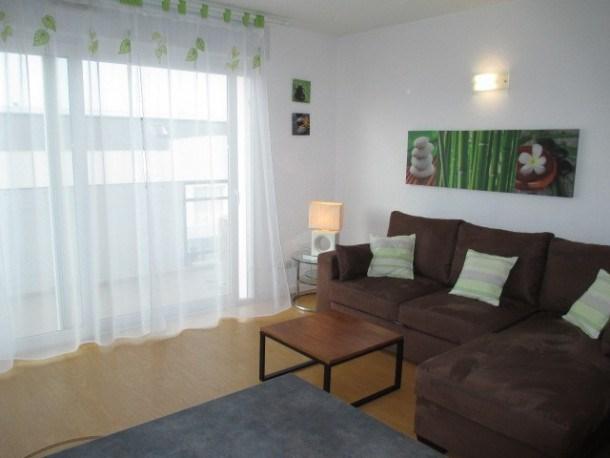 Location vacances La Rochelle -  Appartement - 3 personnes - Télévision - Photo N° 1