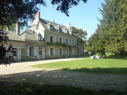 Gîtes de France Château de Marchenoir