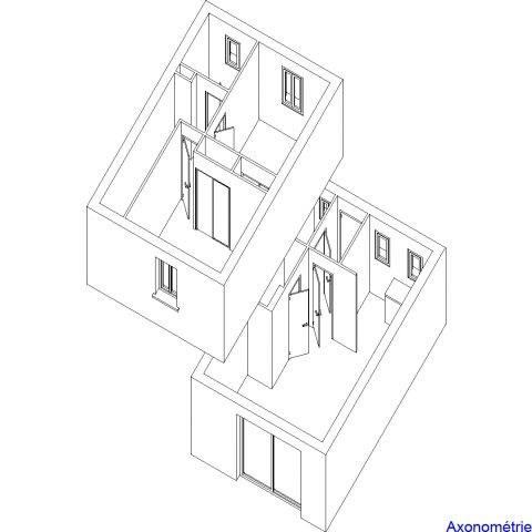 ARLES Appartement meublé 3 pièces 56,81 m² - Arles (13200)-6