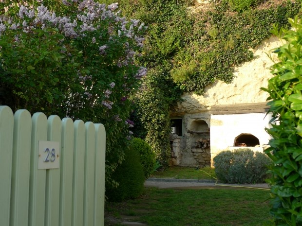 Location vacances Fontevraud-l'Abbaye -  Gite - 6 personnes - Barbecue - Photo N° 1