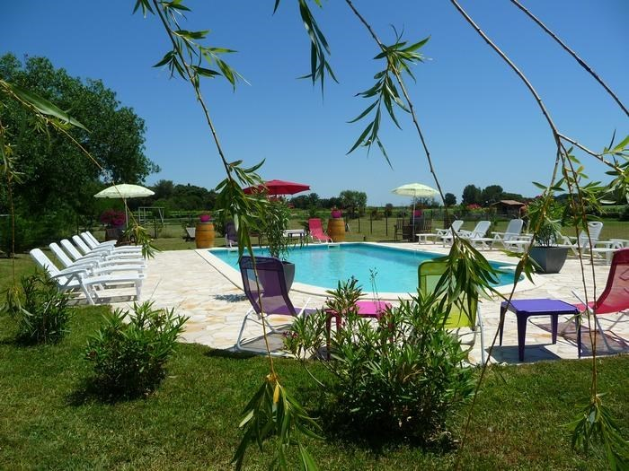 Villa pour 5 pers. avec piscine, Montaud