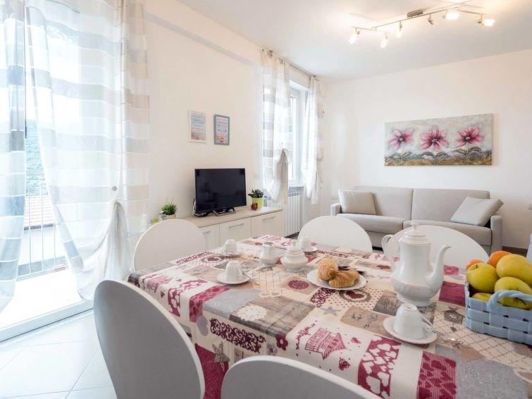 Appartement pour 5 à Pietra Ligure