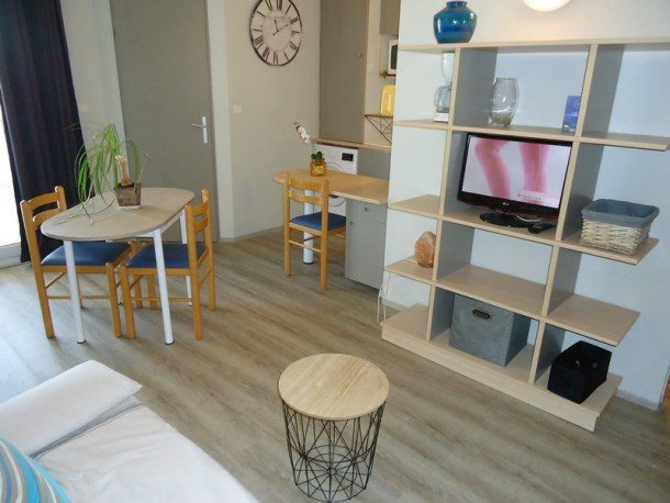 Location vacances Rochefort -  Appartement - 4 personnes - Télévision - Photo N° 1