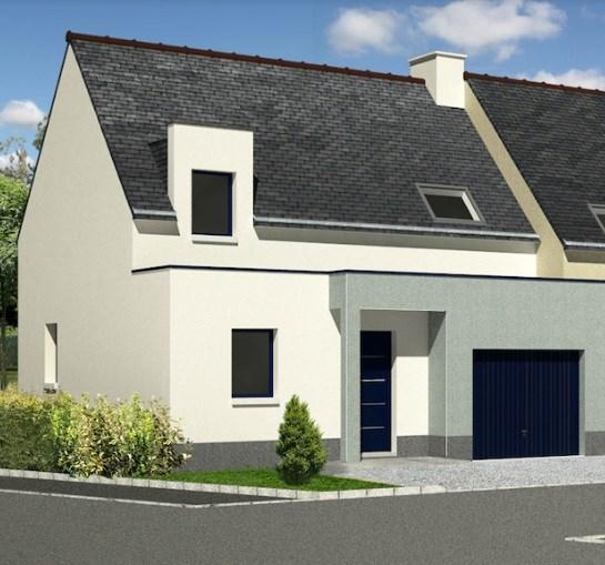 Maison  5 pièces + Terrain Bonnemain par MAISONS DE L'AVENIR