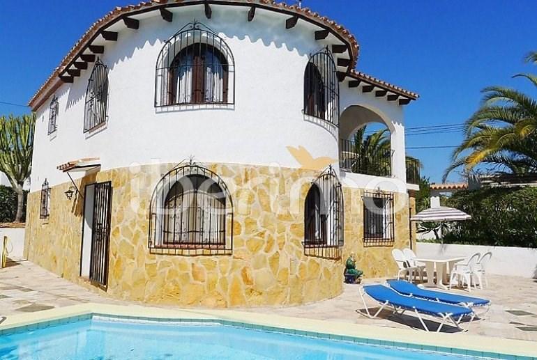 Villa à Calpe pour 8 personnes - 4 chambres