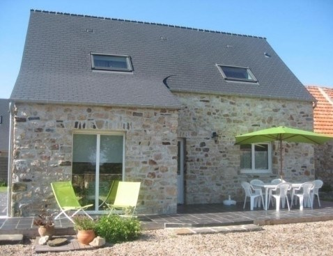 Location vacances Les Moitiers-d'Allonne -  Maison - 6 personnes - Barbecue - Photo N° 1