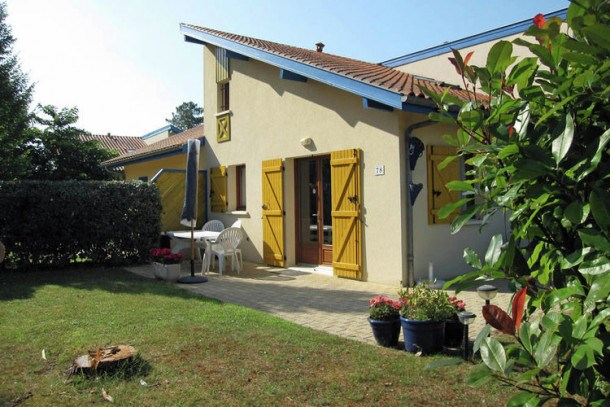Location vacances Saint-Julien-en-Born -  Maison - 6 personnes - Lecteur DVD - Photo N° 1