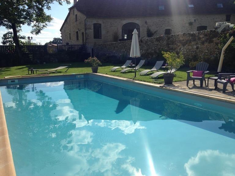 Appartement pour 4 pers. avec piscine, Figeac