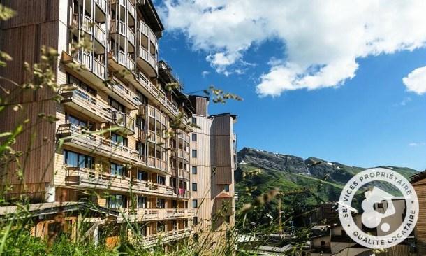 Location vacances Morzine -  Appartement - 5 personnes - Balcon - Photo N° 1