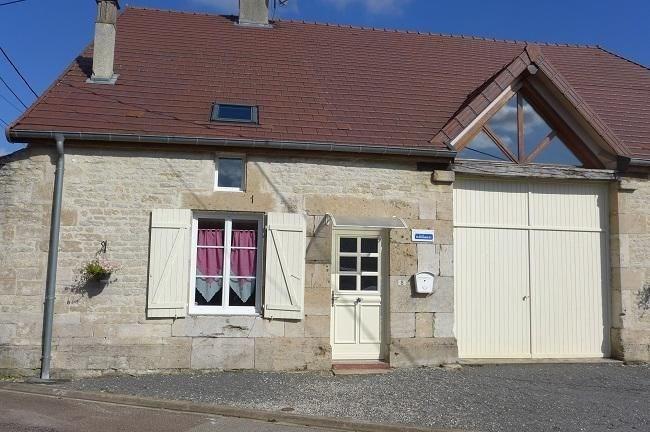 Location vacances Balesmes-sur-Marne -  Gite - 4 personnes - Salon de jardin - Photo N° 1